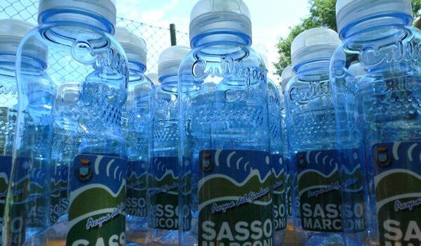 Sasso Marconi – L'acqua del sindaco