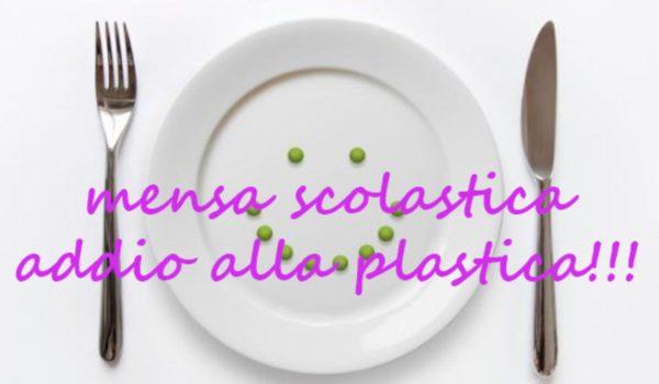 Mense scolastiche senza plastica (Anzola Emilia)