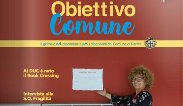 Book Crossing nel Comune di Parma